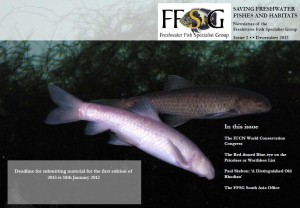 FFSG newsletter front cover - Dec 2012