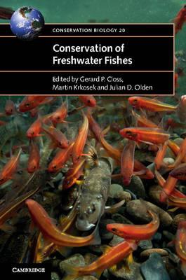 Conservation of Freshwater Fishes cover